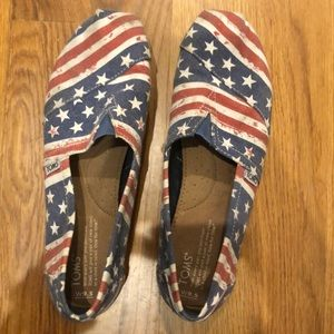 Toms American Flag Limited Edition!
